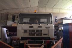 AUTOCARRO IVECO FIAT 80.16 CON CASSONE RIBALTABILE
